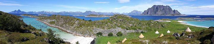 Norway Island Glamping